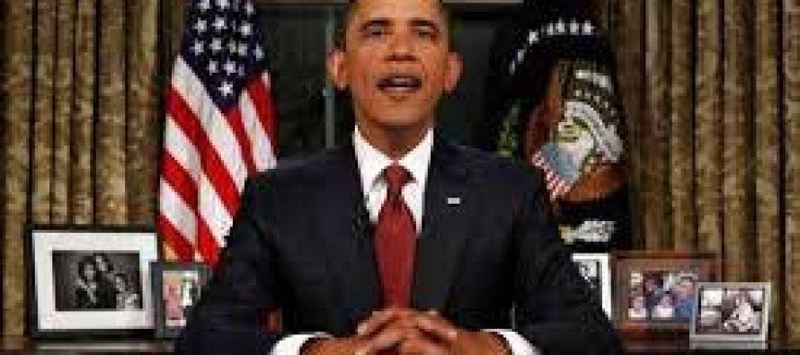 Obama posts farewell letter on Facebook