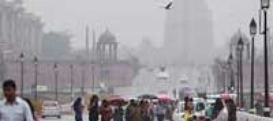 Light to moderate rain in Delhi on Sunday: IMD