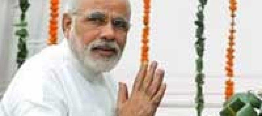 Modi greets nation on Durga Ashtami
