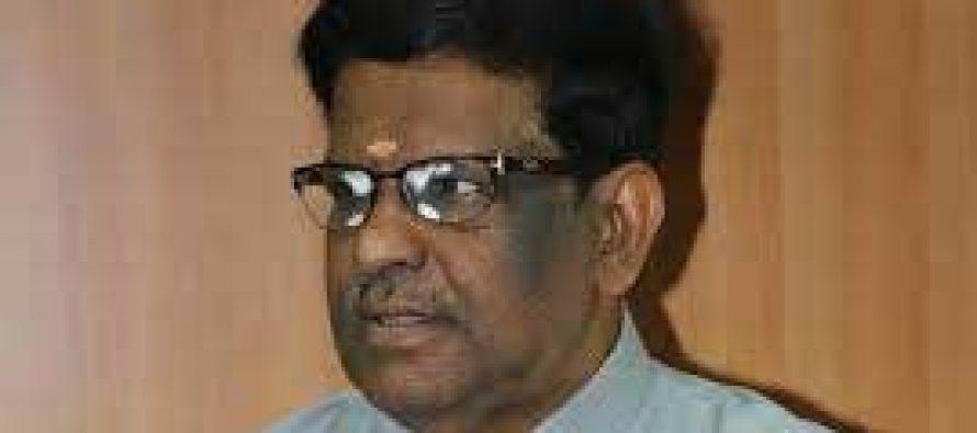 Meghalaya Governor resigns