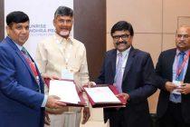 Andhra Pradesh signs MoUs worth Rs 4.25 lakh cr