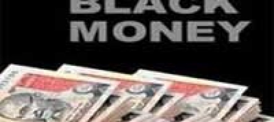 Black Money Check: NOTE BAN NOT AN ANSWER…