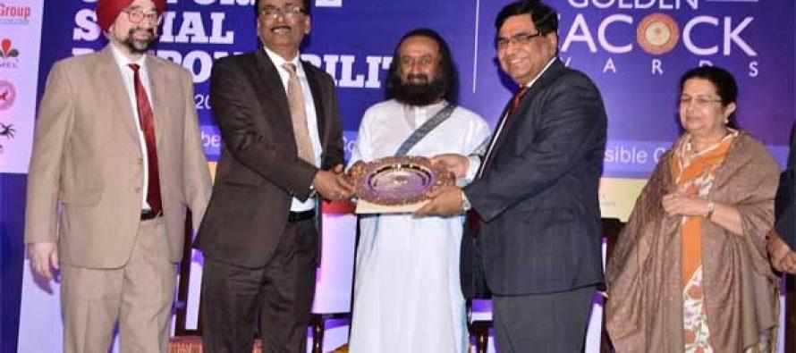BHEL wins Golden Peacock HR Excellence award 2016