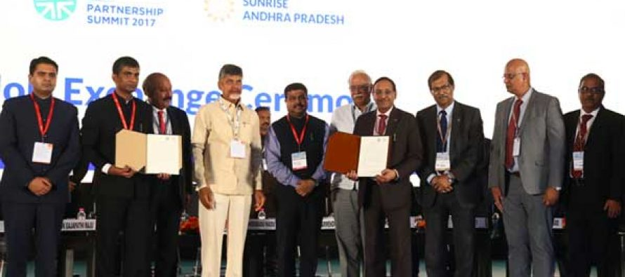 Andhra Pradesh offers Single Window Service to ONGC operations