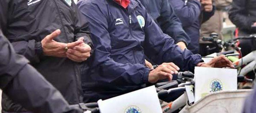 "ONGC supports ""Saksham"" Cyclothon with great enthusiasm"