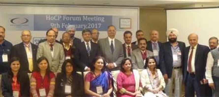 WEC India HOCP Forum Meeting
