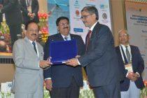 K.K. Sharma, Director ( Operations ) NTPC Awarded