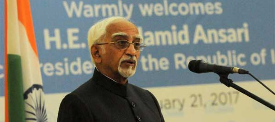 India a strong development partner of Rwanda: Ansari
