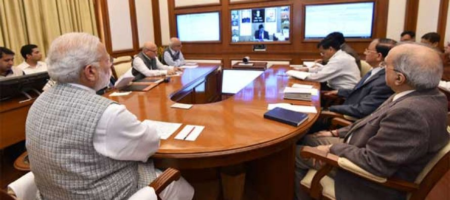 PM chairs meeting on timely implementation of projects