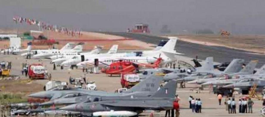 Aero India kicks off with Make in India in focus