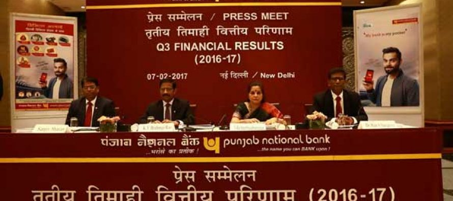 Punjab National Bank net zooms to Rs 207 crore