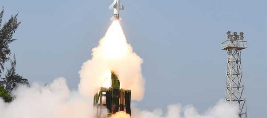 Modi congratulates successful testing of interceptor missile