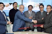 BHEL signs MoU with NEERI for joint working on projects