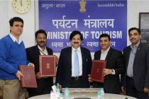 NBCC SIGNS MOU WITH MINISTRY OF TOURISM
