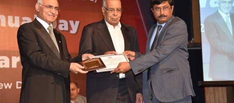 NHPC awarded CIDC Partner in Progress Trophy 2017