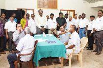 R. Vikraman , Director (HR),NLCIL Inaugurates Diabetic Retinopathy Camp at Neyveli