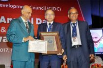 CMD, NHPC conferred 'Industry Doyen' award