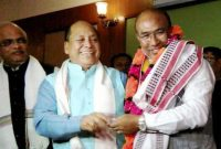 Manipur gets BJP government, Biren Singh is CM