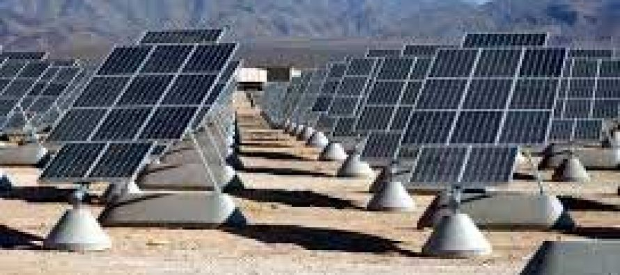 Government's big solar push could run into land hurdle