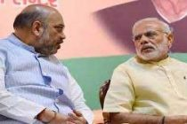 Shah meets Modi over Madhya Pradesh developments