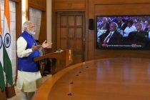 Want to make India global diamond trading hub, says Modi
