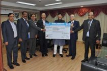 NHPC pays Highest ever Interim Dividend of Rs. 1882 crore
