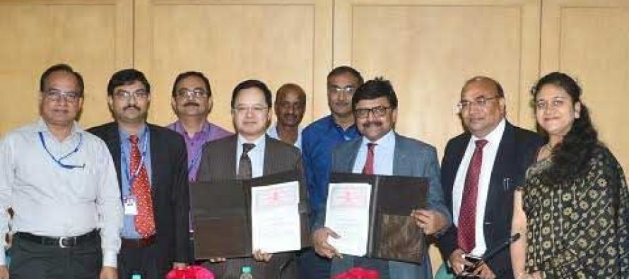 REC signs MoU with DVC
