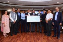 NSPCL Pays Total Interim Dividend of Rs.120 Crore to NTPC & SAIL