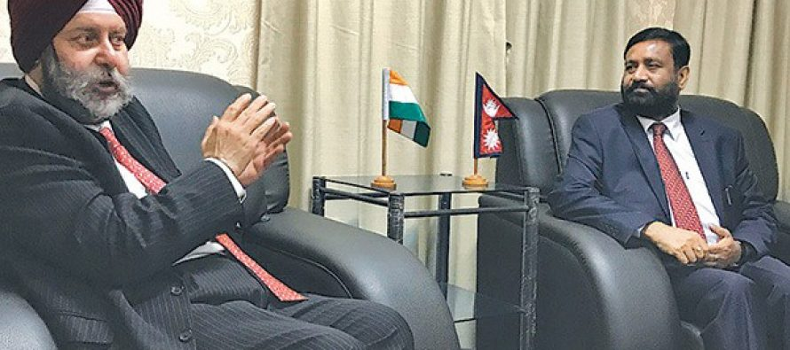 Nepal Deputy PM seeks India's support for polls