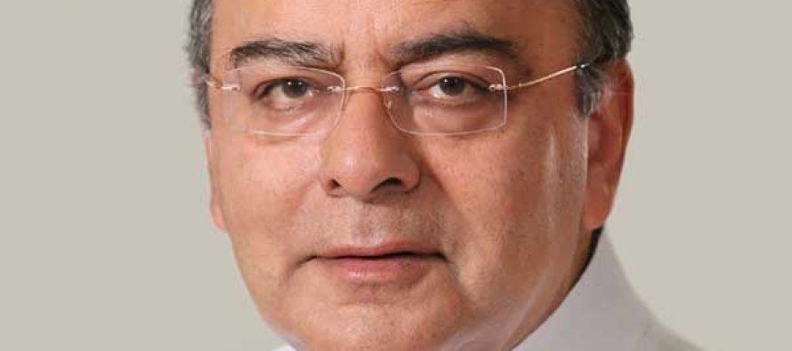 Jaitley lauds GDP growth, says job creation is on track