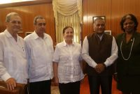 The Parliament of Cuba strengthening links with India and Bangladesh