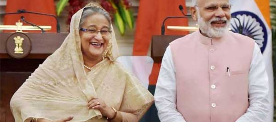 Virtual Hasina-Modi meeting to take place in Dec