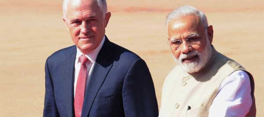 Australia will work closer with India, says PM Turnbull