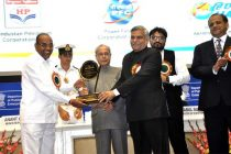 PFC receives SCOPE Meritorious Award Gold Trophy