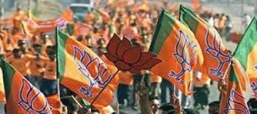 MCD Elections: BJP SWEEPS THE BROOM…