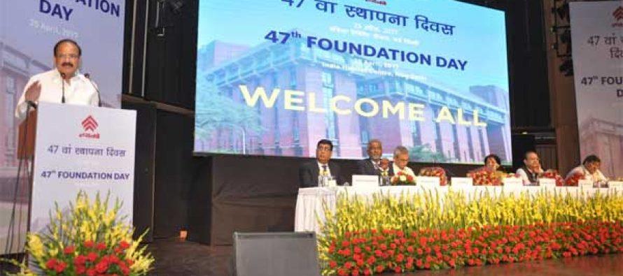 HUDCO celebrates its 47th Foundation Day