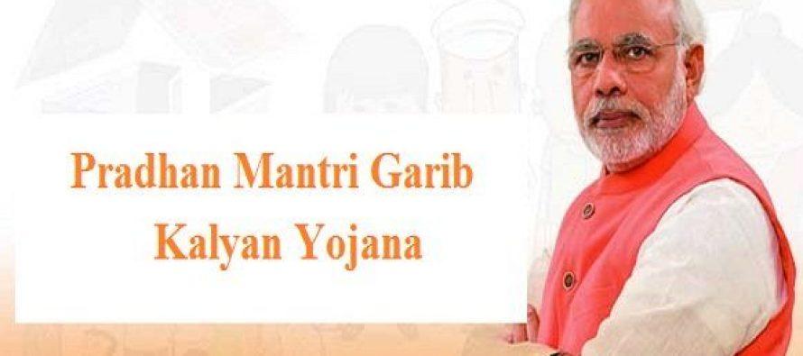 Works worth Rs 23K cr done under Garib Kalyan Yojana: PM