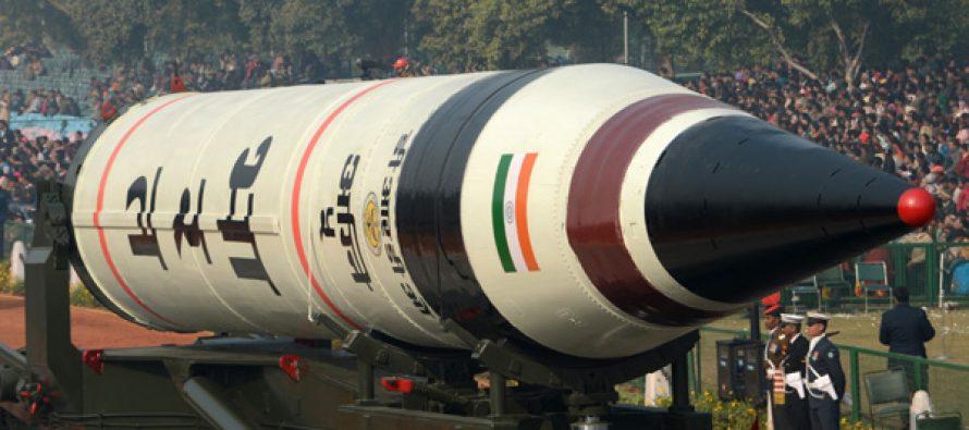 India successfully test-fires Agni III missile