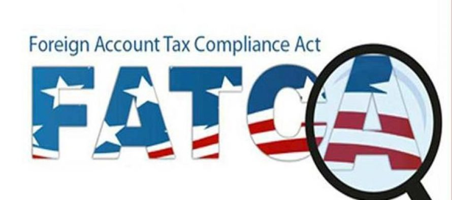 Accounts sans FATCA certification to be blocked from Monday