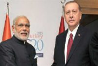 Trade, terror to be focus of Modi-Erdogan talks