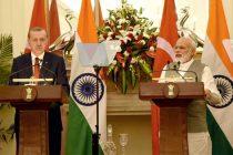 India, Turkey call for action against terror, seek enhanced economic ties