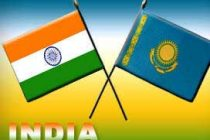 Kazakh defence minister in India to strengthen military ties