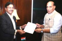 NBCC CMD contributes Award Money to Army Fund