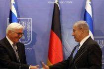 German president meets Israeli PM in Jerusalem