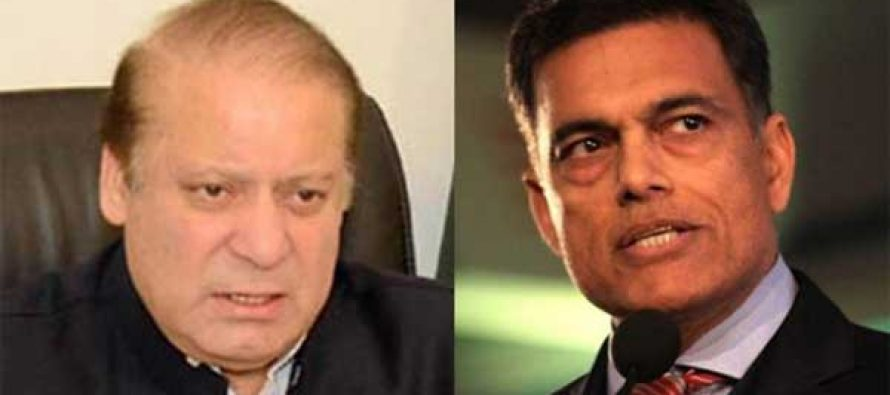 Meeting with Jindal was part of back-channel diplomacy: Sharif told Army