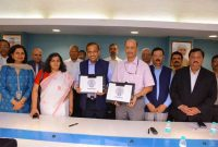 POWERGRID signs MoU with Ministry of Power