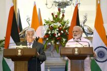 India reaffirms support for political solution to Palestine problem