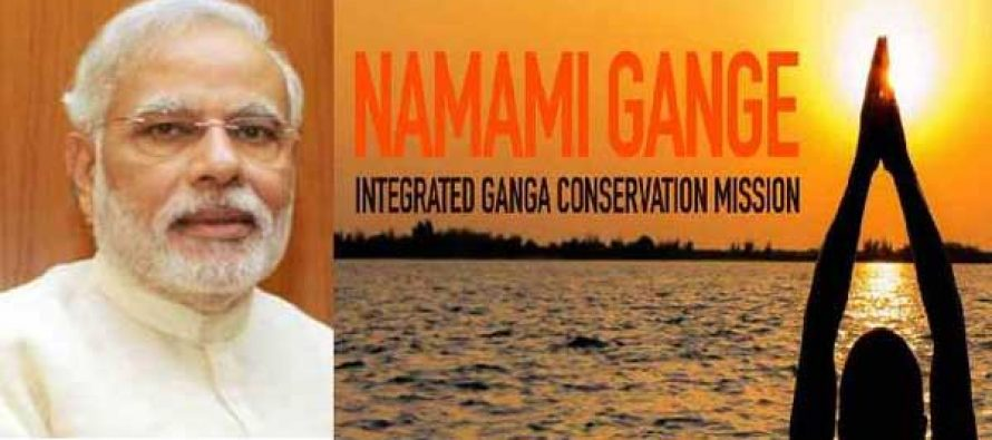 CSR Projects under Namami Gange Programme