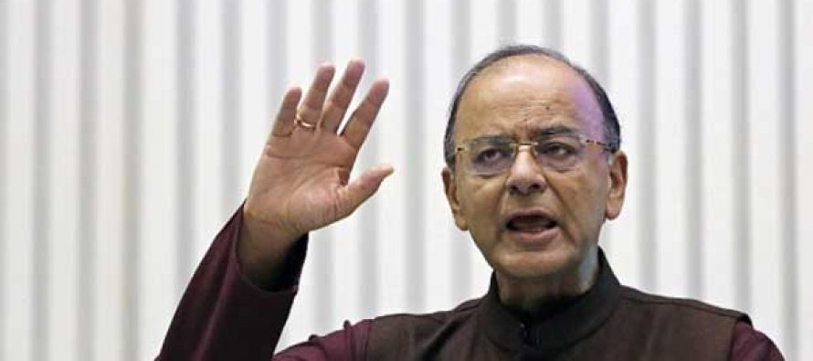 India of 2017 different from India of 1962: Jaitley