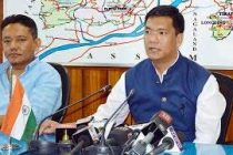 Khandu seeks central support for Arunachal's development